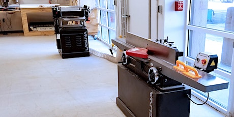 Basic Use and Safety: Jointer + Planer tickets