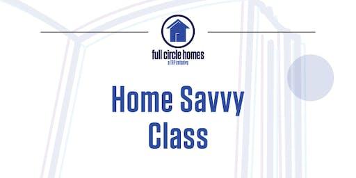 Home Savvy Class