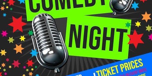Tom Mabe Comedy Night