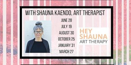 LGBTQ+ Art Therapy Workshop tickets