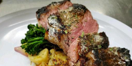 Nov 8th Strip Steak Dinner