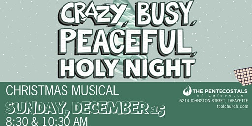 The Pentecostals of Lafayette Kids Christmas Musical