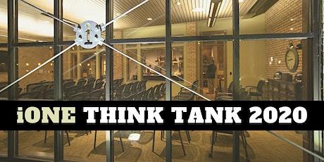 iOne Think Tank - April 2020 tickets
