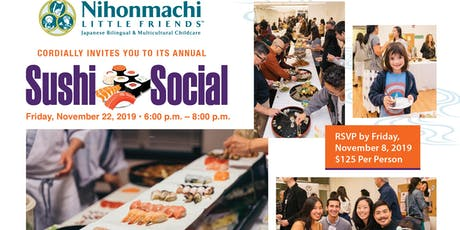 Nihonmachi Little Friends Sushi Social  tickets
