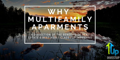 [WEBINAR] Why Multifamily? Real Estate Investing's Best Asset Class