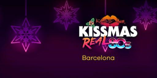 FIESTA KISSMAS REAL 80s 2019 (Barcelona)