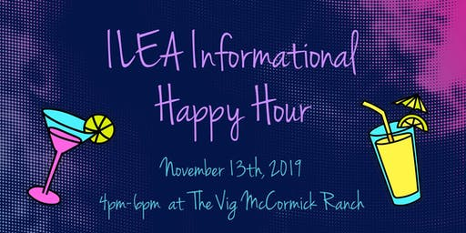 ILEA Arizona Informational Happy Hour