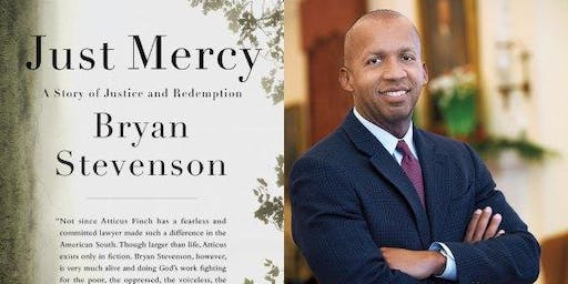 November LWV Book Discussion - Just Mercy