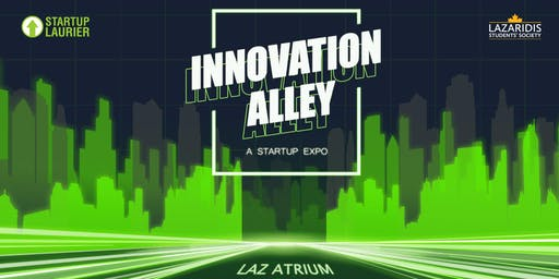 Innovation Alley - Startup Laurier's 10-Year Anniversary