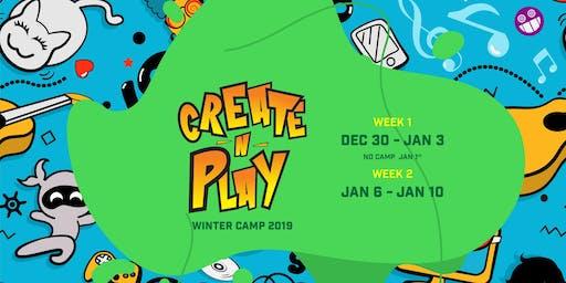 Create N Play Winter Camp