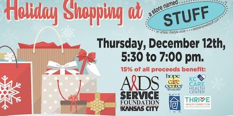 Holiday Shopping at Stuff! tickets