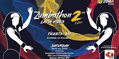 Zumbathon - Latin Vibes - Second Edition tickets