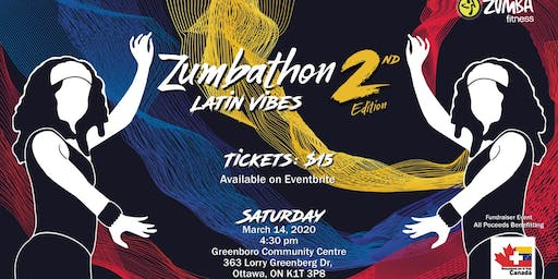 Zumbathon - Latin Vibes - Second Edition