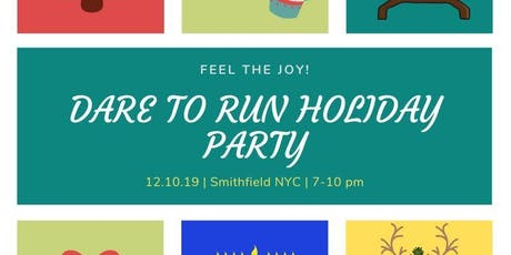 Dare to Run Holiday Party tickets