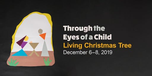 The 55th Annual Living Christmas Tree 2019
