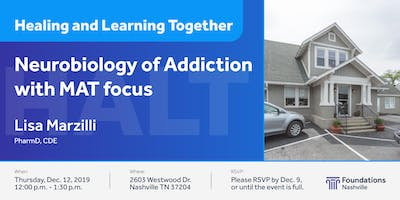 Neurobiology of Addiction with MAT Focus