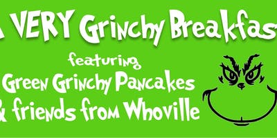 A Very Grinchy Character Breakfast