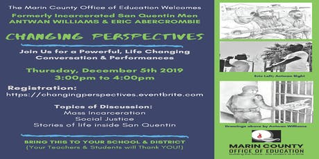 Changing Perspectives tickets