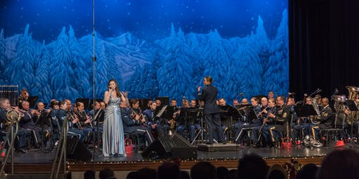 USAF Band of the West Presents Holiday in Blue 2019, New Braunfels