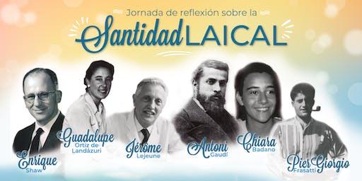 JORNADA DE REFLEXIÓN SOBRE LA SANTIDAD LAICAL  18 Nov (Feriado Nacional)