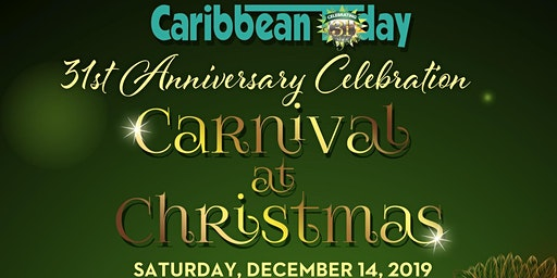 Caribbean Today's 31st Anniversary Celebration and Fundraising Gala