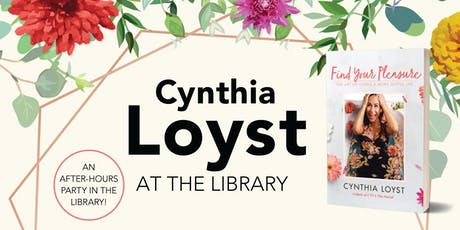 Cynthia Loyst at the Library tickets