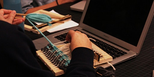 Weaving + Coding Workshop