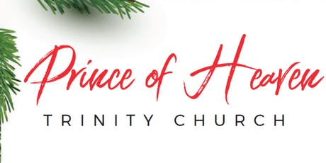 Trinity Christmas Concert - Saturday, December 14, 2019 at 3PM tickets