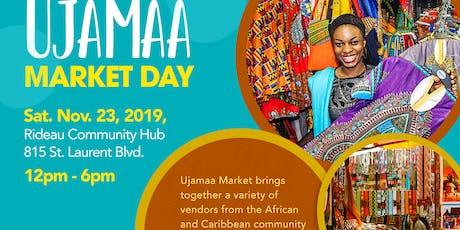 Ujamaa Market Day tickets