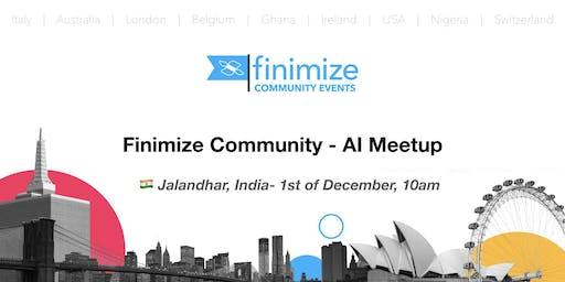 #Finimize Community Presents: Jalandhar City Meetup: Session on AI