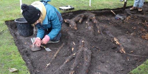 Nottingham YAC Southwell Excavation - Group A