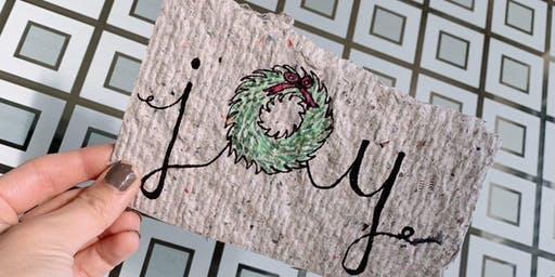 Holiday Card Making with Phresh Press
