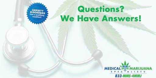 Medical Marijuana Educational Event, Brentwood Library