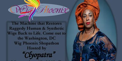 THE AMAZING WIG PHOENIX MACHINE NOW AVAILABLE IN DC!!
