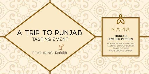 A Trip to Punjab Tasting Event ft. Glenfiddich