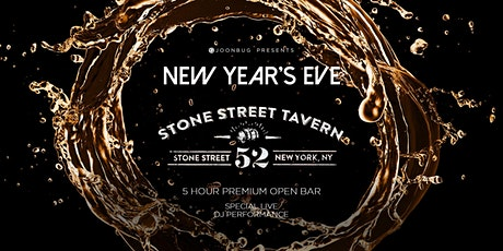 Stone Street Tavern New Years Eve 2020 Party tickets