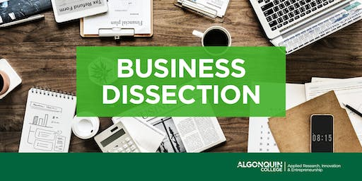 Algonquin College: Business Dissection