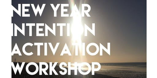 New Year Intention Activation Workshop