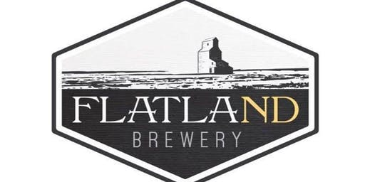 Beers, Cheers, and Yoga at Flatland Brewery!