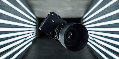 Sigma fp Launch Event + Portrait Photography Workshop w/ Marc Farb tickets
