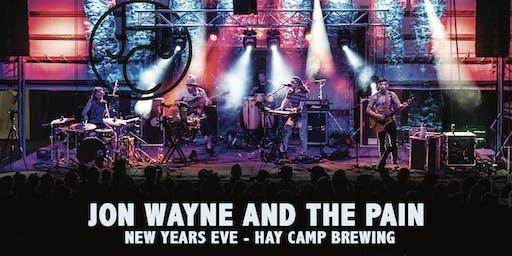 Jon Wayne and The Pain NYE 2020