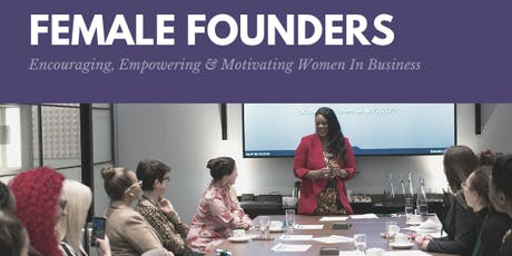 Female Founders Brunch  tickets