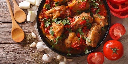 Taste of Eritrea: Doro Wat & Atkilt Alicha