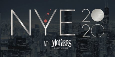McGee's New Year's Eve  - All Inclusive Package tickets