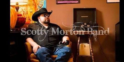 Scotty Morton Band at Mockingbird Theater