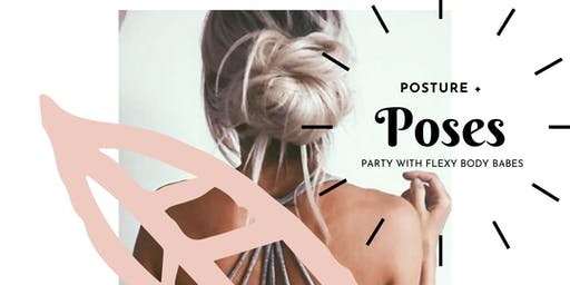 Posture + Poses Party