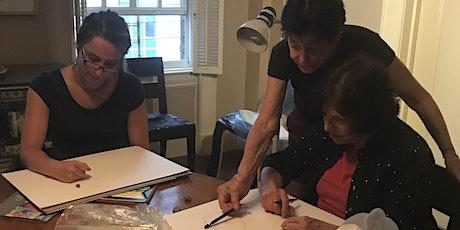 Joan Berg Victor Studio - Art Classes tickets
