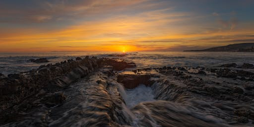 Essentials of Seascape Photography Lecture and Workshop with Chris Crosby - SA