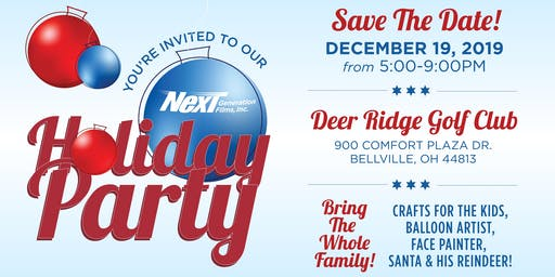 Next Generation Films Christmas Party!