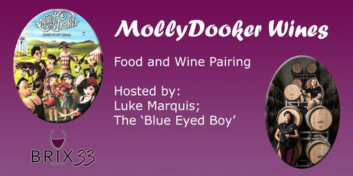 Mollydooker Wine and Food Pairing